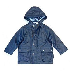 BABY GAP warm rain coat